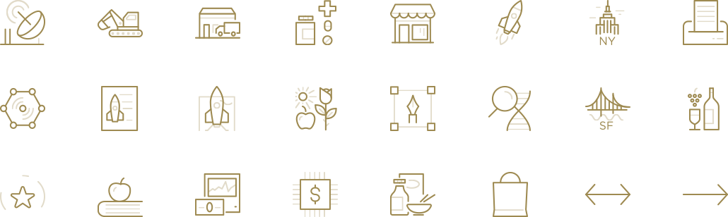 Full icons